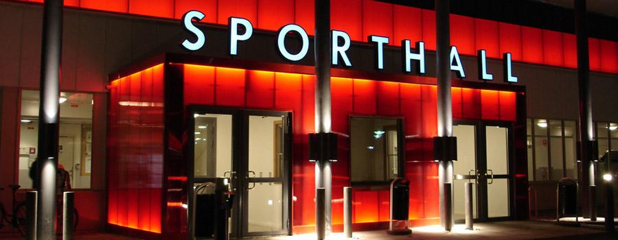 Arkitekter för Jakobsbergs Sporthall