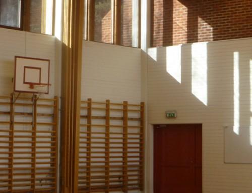Björkeby Sporthall i Järfälla