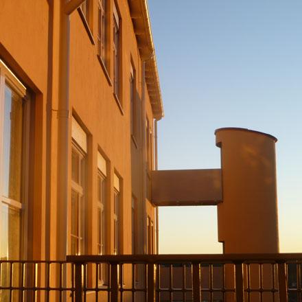 Järla skola fasad