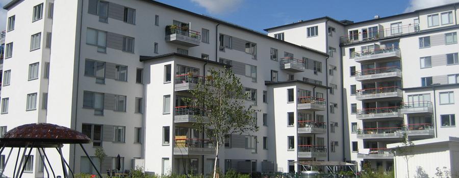 Kvarteret Sjöfarten i Hammarby Sjöstad