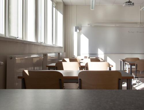 Träkvista skola på Ekerö