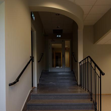 Träkvista ny trappa