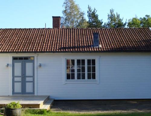 Fritidshus i Spillersboda nära Norrtälje